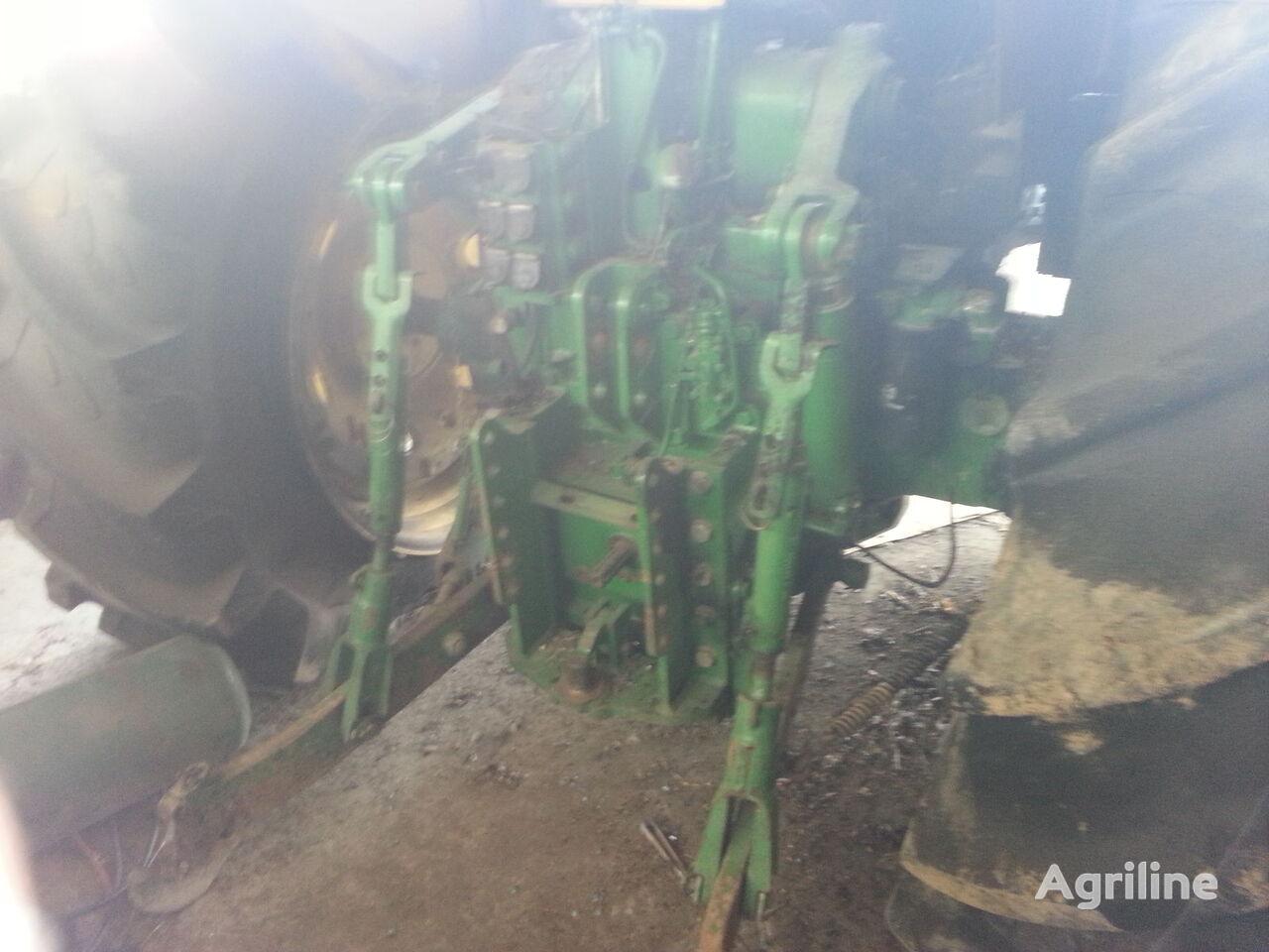 trattore gommato JOHN DEERE 7810 incidentati