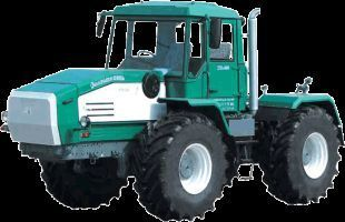 trattore gommato HTA-220
