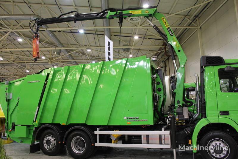 camion dei rifiuti FAUN POWERPRESS 520 nuovo