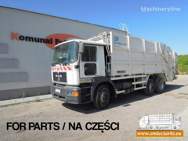 camion dei rifiuti MAN 26-293