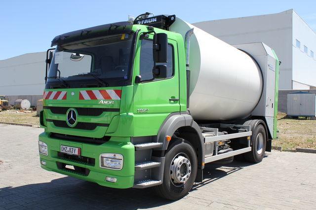 camion dei rifiuti VARZ-MV-1823-16 nuovo