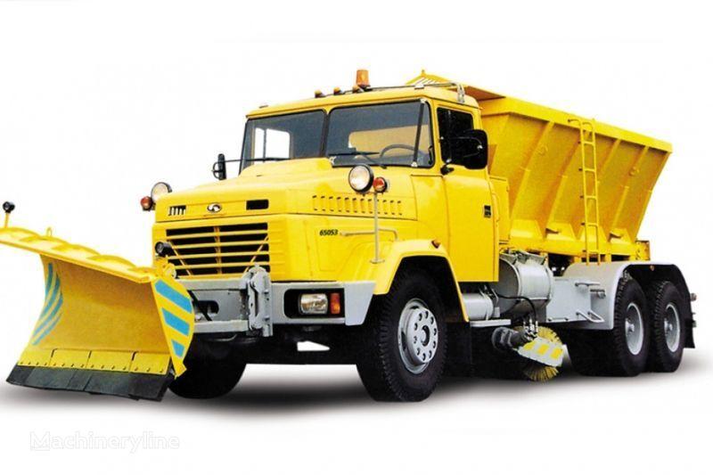 spazzaneve KRAZ 65053 KDM-1522/1521