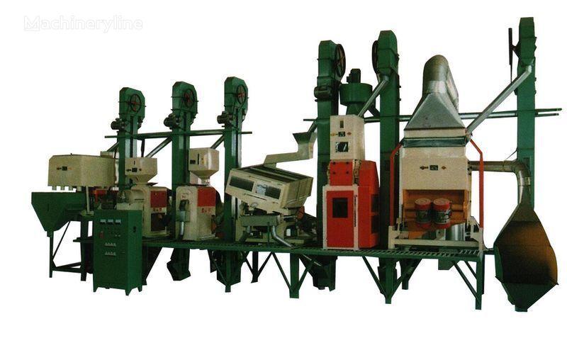 attrezzatura industriale Risovyy zavod Kitay 18 - 150 tonn v sutki nuovo