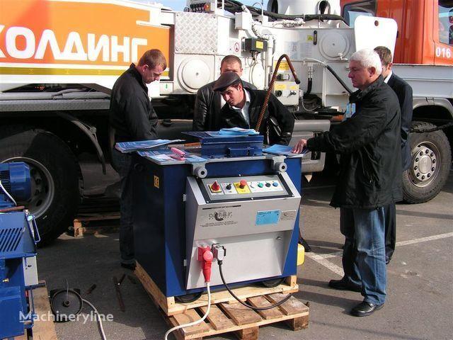 attrezzatura industriale Stanok dlya izgiba i rubki armatury TR 38/45