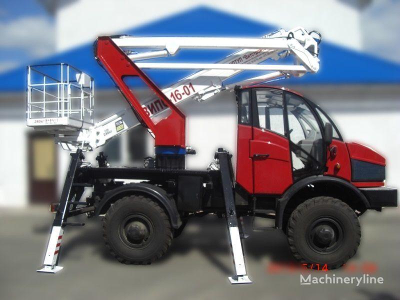 autocarrata Lifting Machines AGP VIPO-16-01-02 Silant