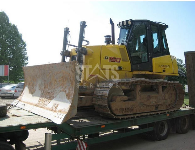 bulldozer NEW HOLLAND D 150