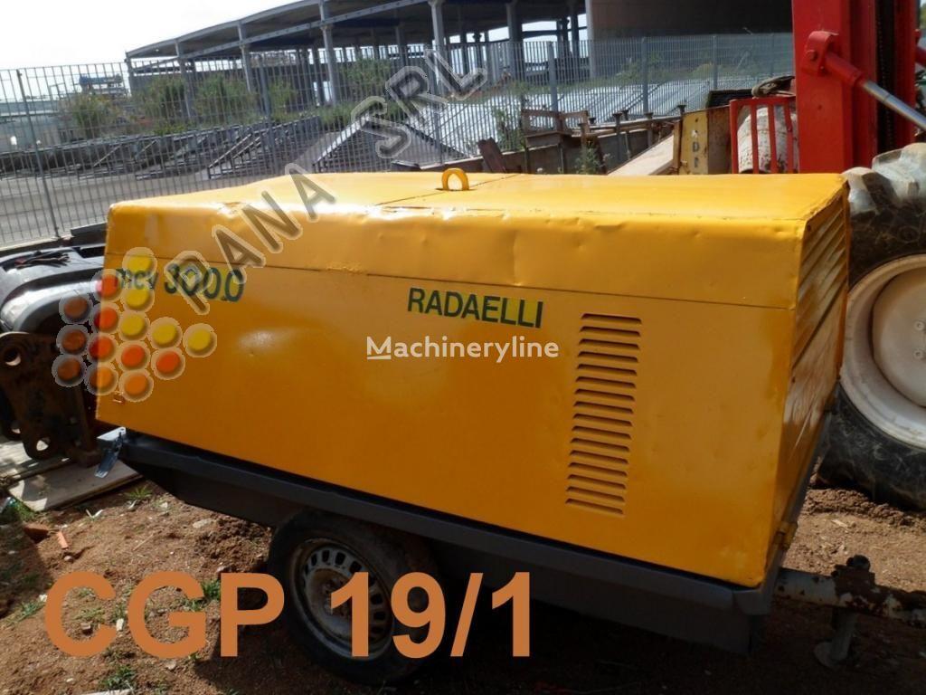 compressore RADAELLI MCV 3000