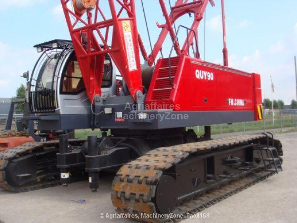 dragline FUWA Quy 90 C