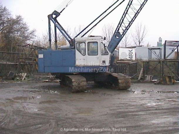 dragline HITACHI kH 100