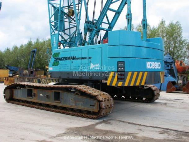 dragline KOBELCO 7100