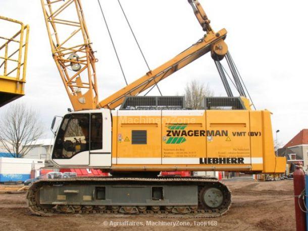 dragline LIEBHERR HS 875 HD