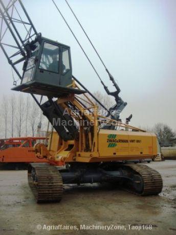 dragline SENNEBOGEN 640-R-HD