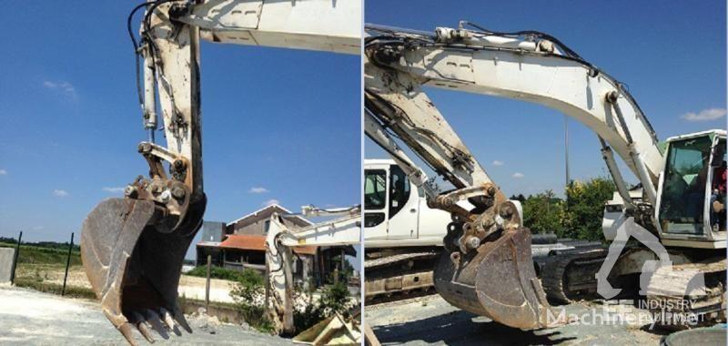 escavatore cingolato CASE 1288 LC