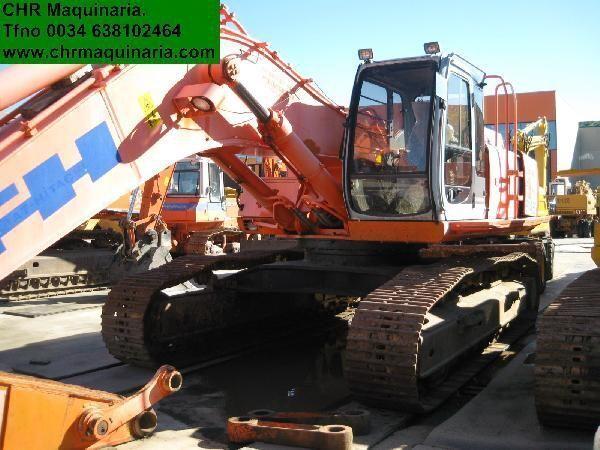 escavatore cingolato FIAT-HITACHI EX455