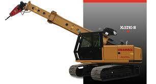 escavatore cingolato GRADALL XL 3210 4210 5210 3310 4310 5310 7320