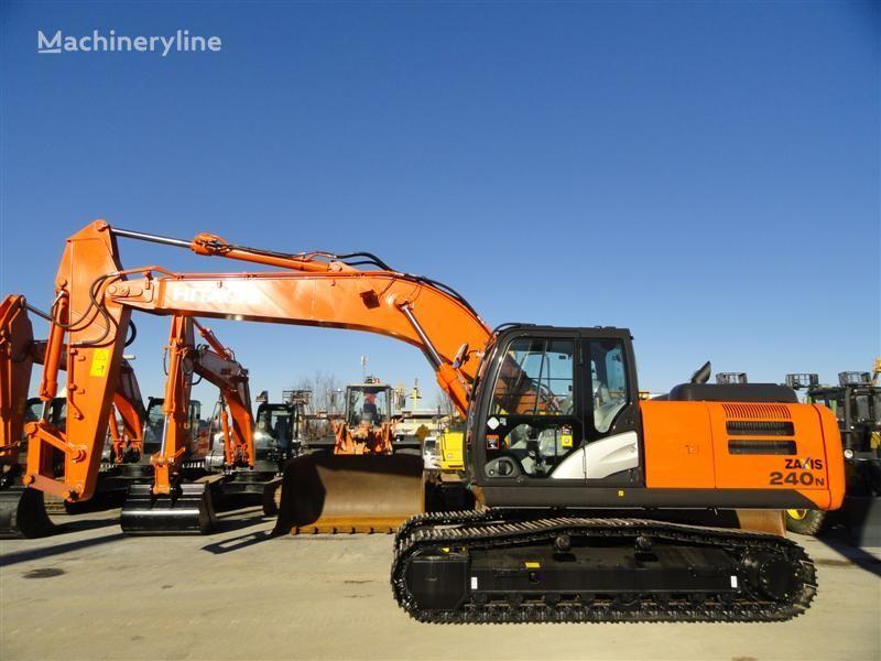 escavatore cingolato HITACHI ZX 240N-5B