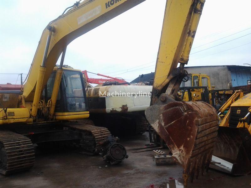 escavatore cingolato KOMATSU PC220-6