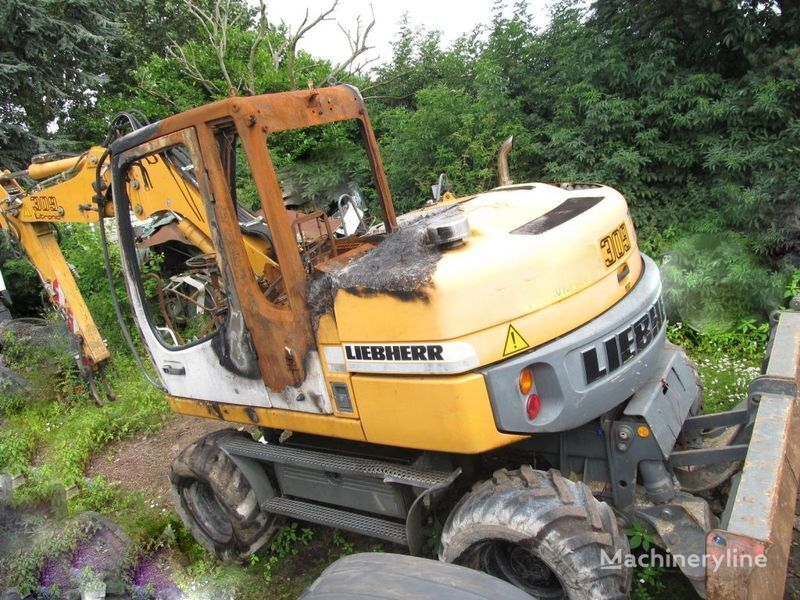 escavatore gommato LIEBHERR LITRONIC 309 *2006*