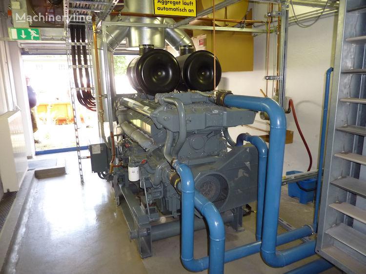 generatore DEUTZ TBD616V12