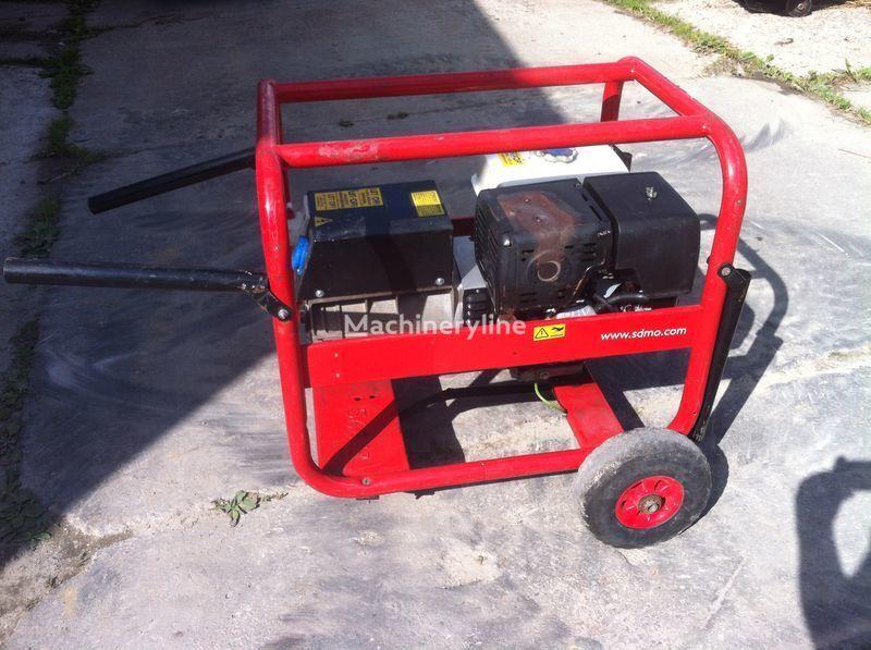 generatore SDMO 7500 t-2