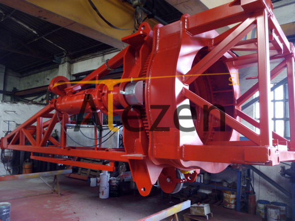 gru a torre SAEZ s 52 RECONDITIONED