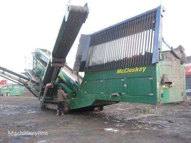 impianto di frantumazione McCLOSKEY S130 - 3 deck
