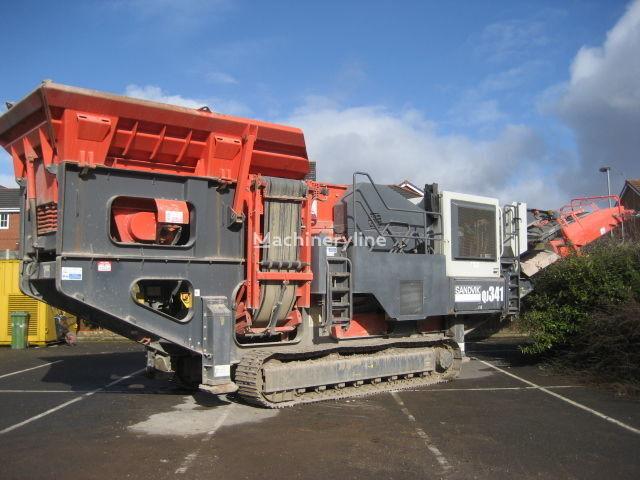 impianto di frantumazione SANDVIK QJ341