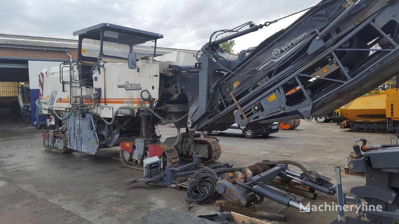 stabilizzazione di terreno WIRTGEN W2200 CR