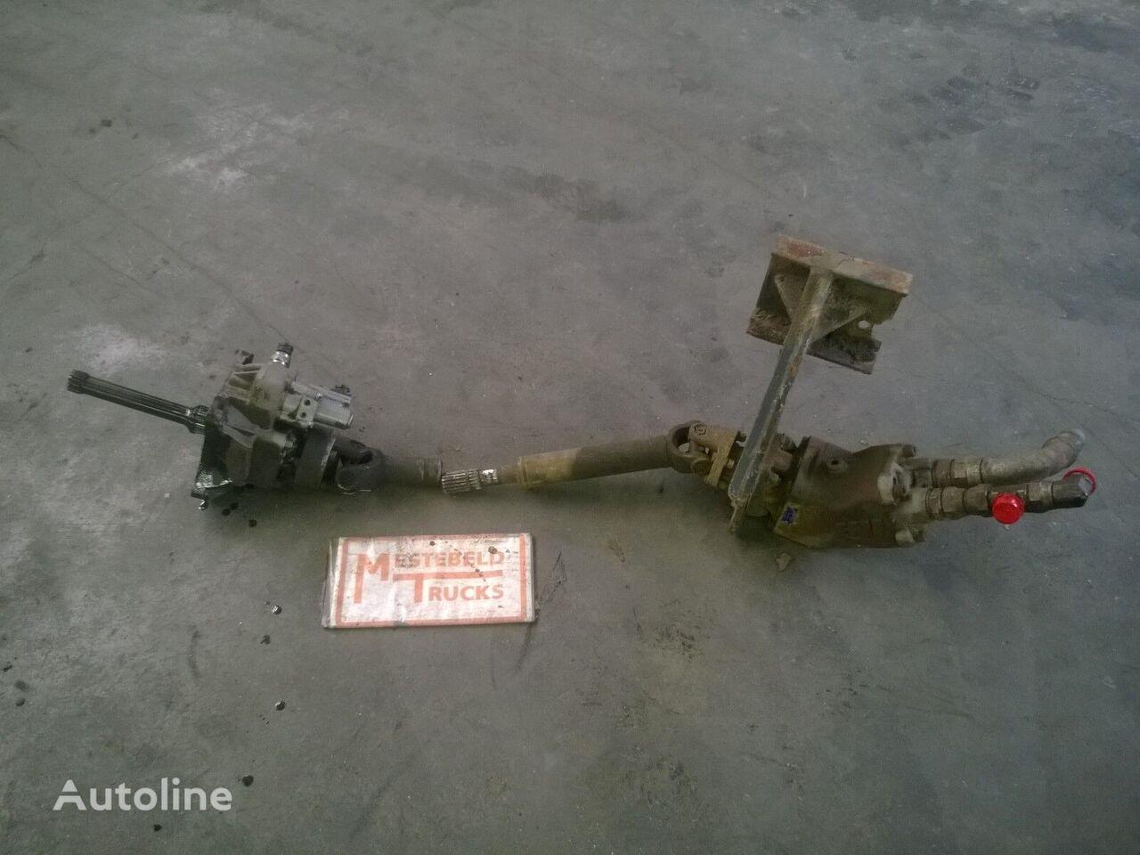 albero di trasmissione MERCEDES-BENZ met pomp en as per camion MERCEDES-BENZ PTO met pomp en as