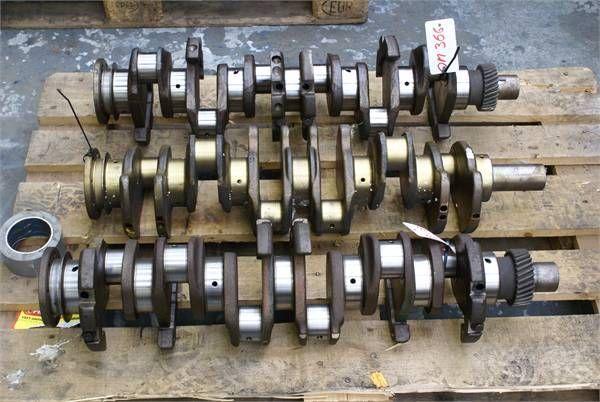 albero motore MERCEDES-BENZ OM366CRANKSHAFT per altre macchine edili MERCEDES-BENZ OM366CRANKSHAFT