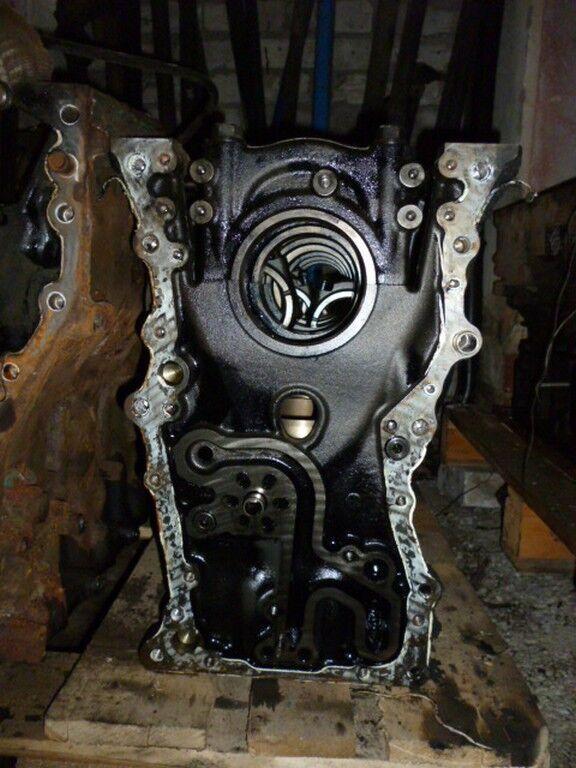 blocco cilindri per camion