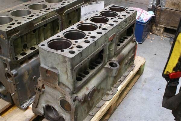 blocco cilindri DAF 615 BLOCK per altre macchine edili DAF 615 BLOCK