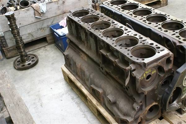 blocco cilindri MAN per pala gommata MAN D2566 MKF 280BLOCK