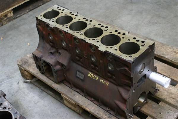 blocco cilindri MAN D0826 LOH 15 L6 per escavatore MAN D0826 LOH 15 L6