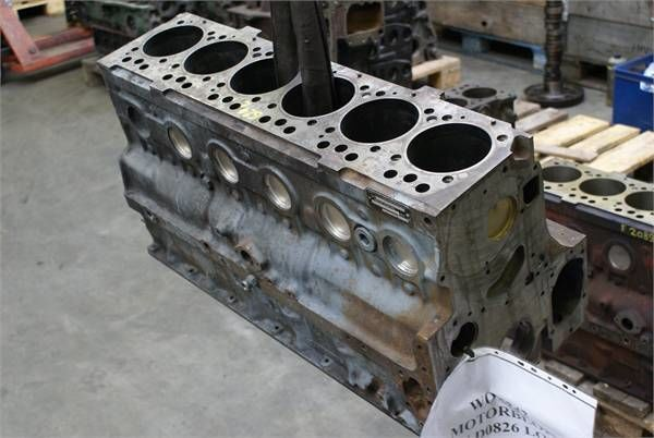 blocco cilindri MAN D0826 LOH 18BLOCK per altre macchine edili MAN D0826 LOH 18BLOCK