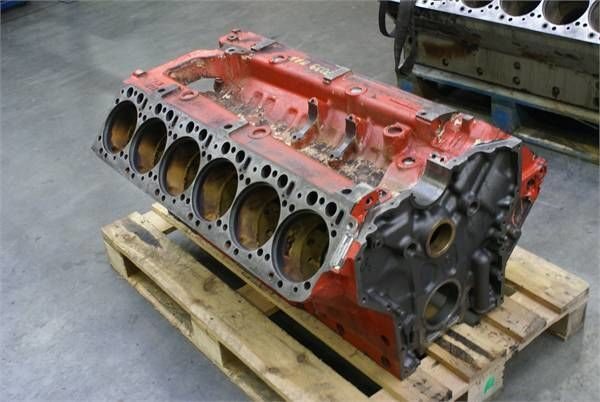 blocco cilindri MAN D2842 LE 402 BLOCK per altre macchine edili MAN D2842 LE 402