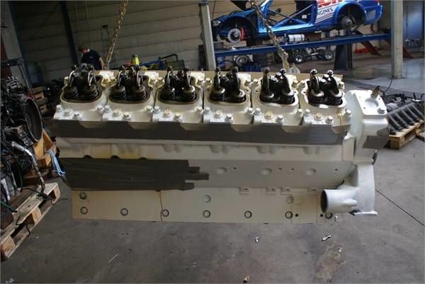 blocco cilindri MAN D2842 LE410 LONG-BLOCK per altre macchine edili MAN D2842 LE410