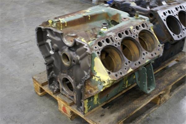 blocco cilindri MERCEDES-BENZ OM 401 BLOCK per altre macchine edili MERCEDES-BENZ OM 401 BLOCK