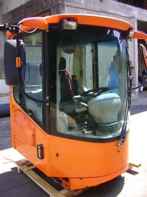 cabina FIAT per escavatore FIAT Hitachi Serie W evolution