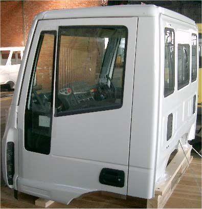 cabina IVECO CABINA TECTOR MLREVESTIDA per camion IVECO ML CORTA TECHO BAJO nuova