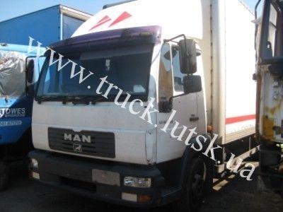 cabina MAN per camion MAN LE 12.220