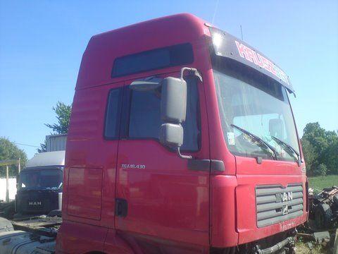 cabina MAN per camion MAN TGA XXL szeroka 5500 zl. netto
