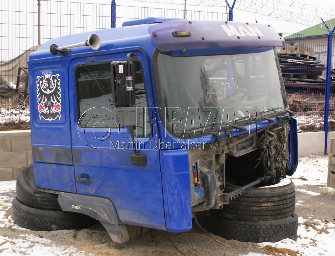 cabina MAN kabina F2000 per trattore stradale MAN kabina F2000