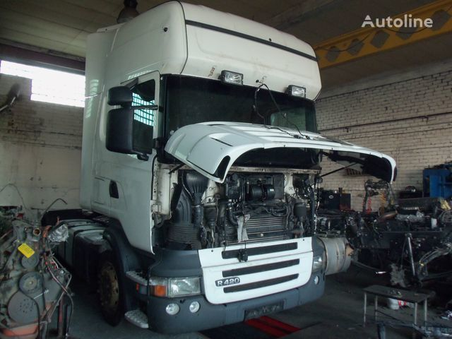 cabina SCANIA Cabs for sale, Highline, Topline few units, different colors,