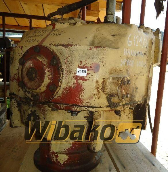 cambio di velocità Gearbox/Transmission Hanomag G421/31 per pala gommata G421/31