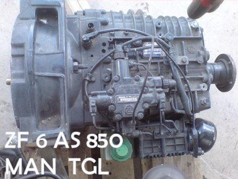 cambio di velocità MAN per trattore stradale MAN SKRZYNI ZF 6 AS 850 MAN TGL 5000 zl