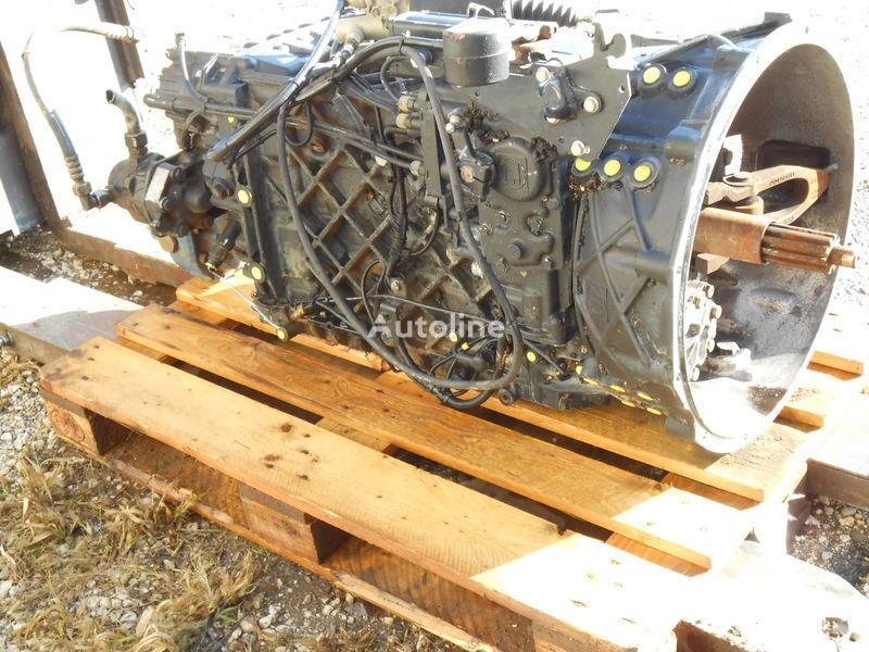 cambio di velocità ZF 16S2520 TO Für FZ übers. 13,80-0,84 Part List 1343 002 001 Custo per camion MAN Kipper-Mixer FZ SZM