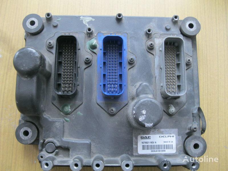 centralina DAF KOMPUTER STEROWNIK SILNIKA per trattore stradale DAF XF 105 / CF 85