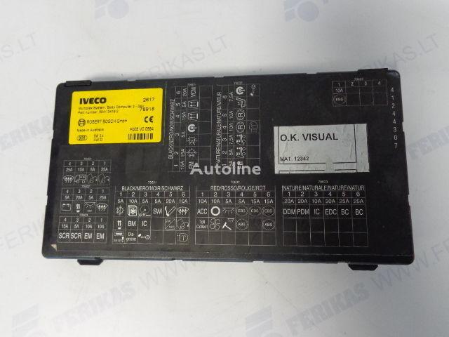 centralina IVECO multiplex body computer 504276228, 504134192 (WORLDWIDE DELIVERY per trattore stradale IVECO STRALIS