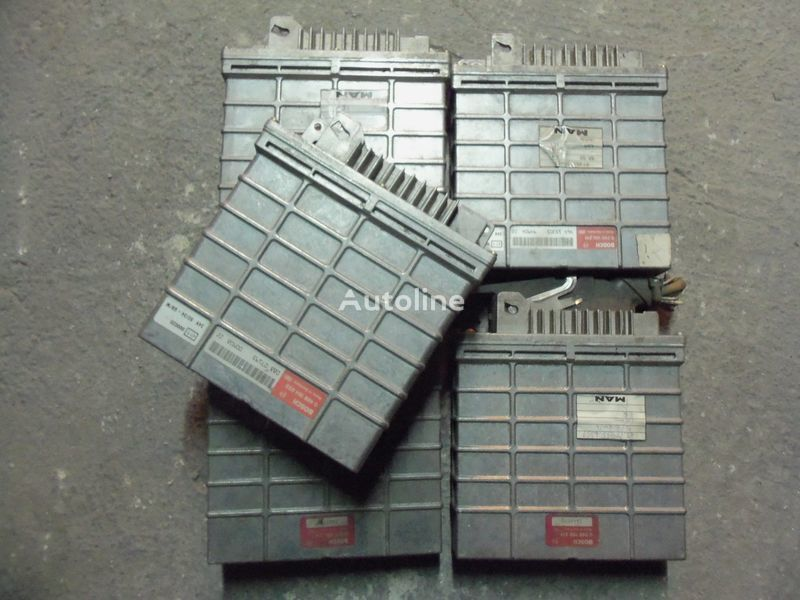 centralina MAN 2,3,4 series ABS/ASR electronic control unit 81259356410, 046610 per trattore stradale MAN